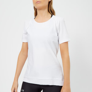 Under Armour Women's Vanish Short Sleeve T-Shirt - White