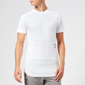 Under Armour Men's Perpetual Graphic Short Sleeve T-Shirt - White