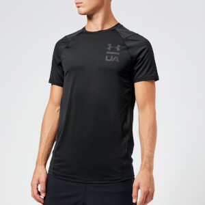 Under Armour Men's MK1 Logo Graphic Short Sleeve T-Shirt - Black
