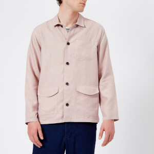 Oliver Spencer Men's Hockney Jacket - Linton Pink