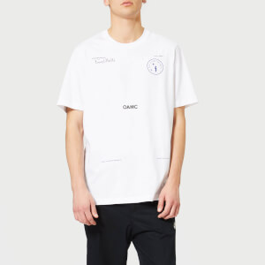 OAMC Men's Kunsthalle T-Shirt - White