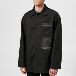 OAMC Men's Erosion Jacket - Navy
