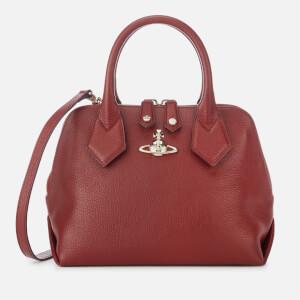 Vivienne Westwood Women's Balmoral Small Handbag - Burgundy