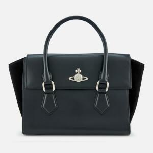 Vivienne Westwood Women's Matilda Medium Tote Handbag - Black