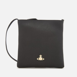 Vivienne Westwood Women's Victoria Square Cross Body Bag - Black