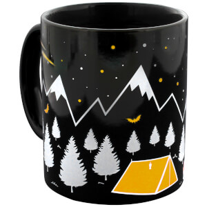 Camper's Heat Change Mug