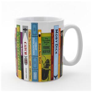 Die Buchliebhaber Tasse