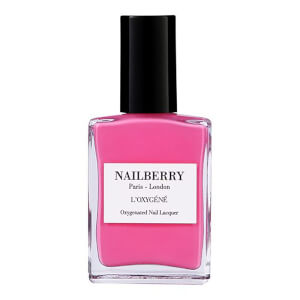 Nailberry L'Oxygene Nail Lacquer Pink Tulip