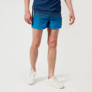 Superdry Sport Men's Active Ombre Training Shorts - Summer Blue/Navy