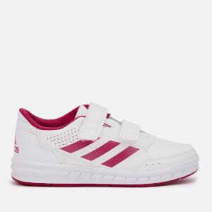 adidas AltaSport CF Kids Trainers - FTWR White/Pink