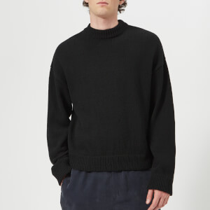 Our Legacy Men's Sonar Roundneck Jumper - Black