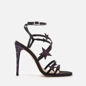 KG Kurt Geiger Women's Ashton Strappy Heeled Sandals - Black