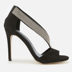 Carvela Women's Griffin Heeled Sandals - Black