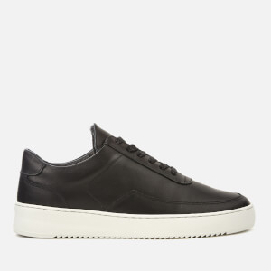 Filling Pieces Nardo Nappa Trainers - Black