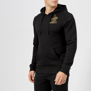 Reebok Men's CrossFit Graphic Pullover Hoody - Black