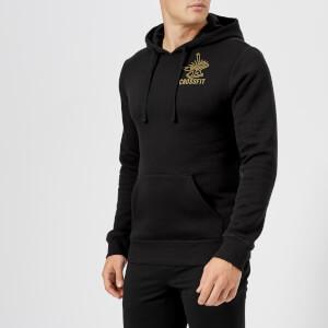 Reebok Men's CrossFit Graphic Pullover Hoody - Black