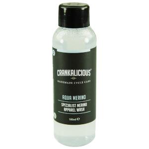 Crankalicious Aqua Merino Merino Wash - 100ml