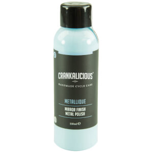 Crankalicious Metallique Metal Polish - 100ml