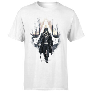 Assassin's Creed Syndicate London Skyline T-shirt - Wit
