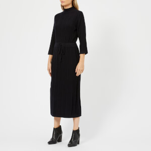 A.P.C. Women's Vivianne Dress - Dark Navy