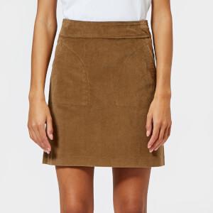 A.P.C. Women's Shanya Skirt - Beige