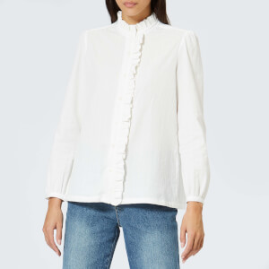 A.P.C. Women's Dunst Blouse - White