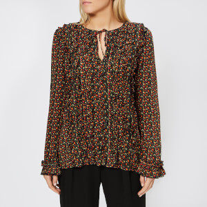 A.P.C. Women's Lillian Blouse - Multi