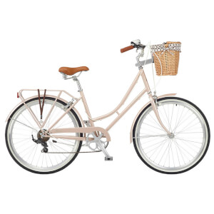"Ryedale Hermione - Rose Gold 26"" Wheel Women's Bike"