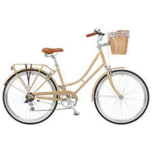 "Ryedale Harriet - Latte Womens Bike - 17"" Frame"