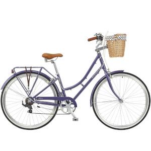 "Ryedale Harlow - Lavendar Alloy Frame Ladies Bike - 16"" Frame"
