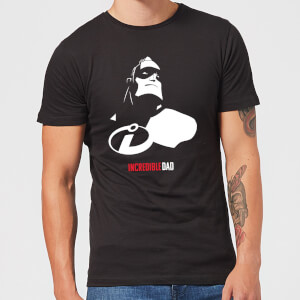 The Incredibles 2 Incredible Dad T-shirt - Zwart