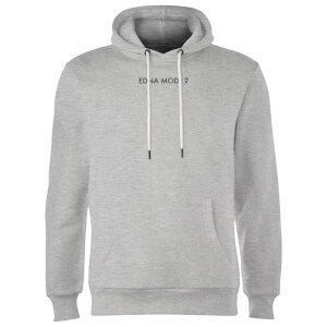 The Incredibles 2 Edna Mode Hoodie - Grey