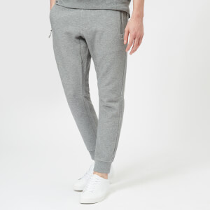 Armani Exchange Men's Cuffed Sweatpants - Grey