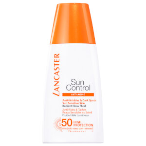 Lancaster Sun Control Face Fluid for Anti-Wrinkles and Dark Spots SPF50 30ml
