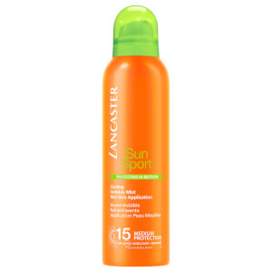 Spray de Corpo Invisível Refrescante com FPS 15 Sun Sport da Lancaster 200 ml