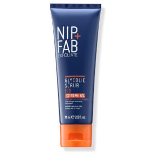NIP + FAB Glycolic Fix Extreme Scrub 6% 75 ml