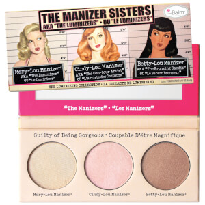 theBalm Bronze, Blush and Highlight Trio (Free Gift)