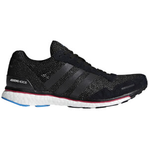 adidas Women's Adizero Adios 3 Running Shoes - Black