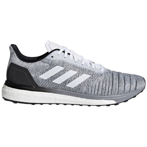adidas Solar Drive Running Shoes - Grey
