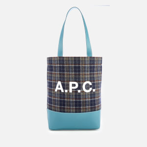 A.P.C. Women's Axelle Shopper Bag - Blue