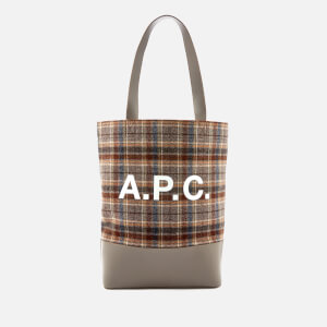 A.P.C. Women's Axelle Shopper Bag - Grey