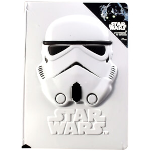 Star Wars 3D Stormtrooper Notebook
