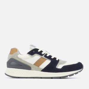 Polo Ralph Lauren Men's Train 100 Runner Style Trainers - Newport Navy
