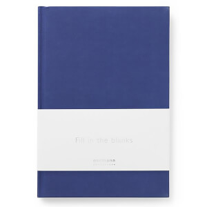 Normann Copenhagen Small Notebook - Ink Blue