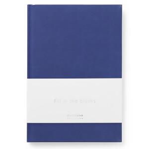 Normann Copenhagen Small Notebook - Ink Blue