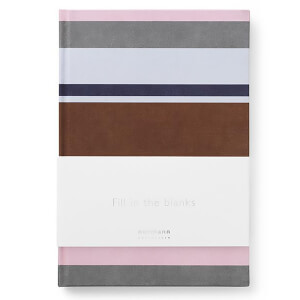 Normann Copenhagen Small Notebook - More Is More