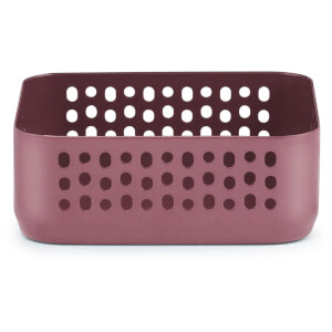 Normann Copenhagen Nic Nac Small Organizer - Dark Red