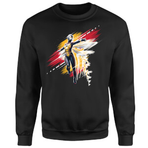 Ant-Man And The Wasp Brushed Sweatshirt - Black