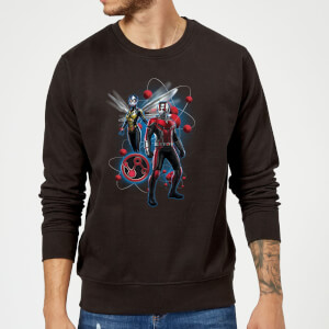 Ant-Man And The Wasp Particle Pose Sweatshirt - Black