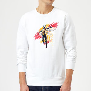 Ant-Man And The Wasp Brushed Sweatshirt - White